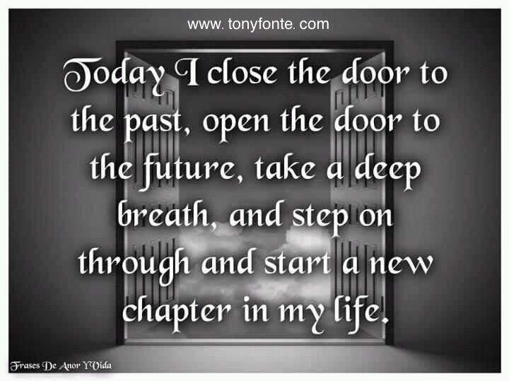 Take A Deep Breathestep Forward And Embrace Your New Beginning