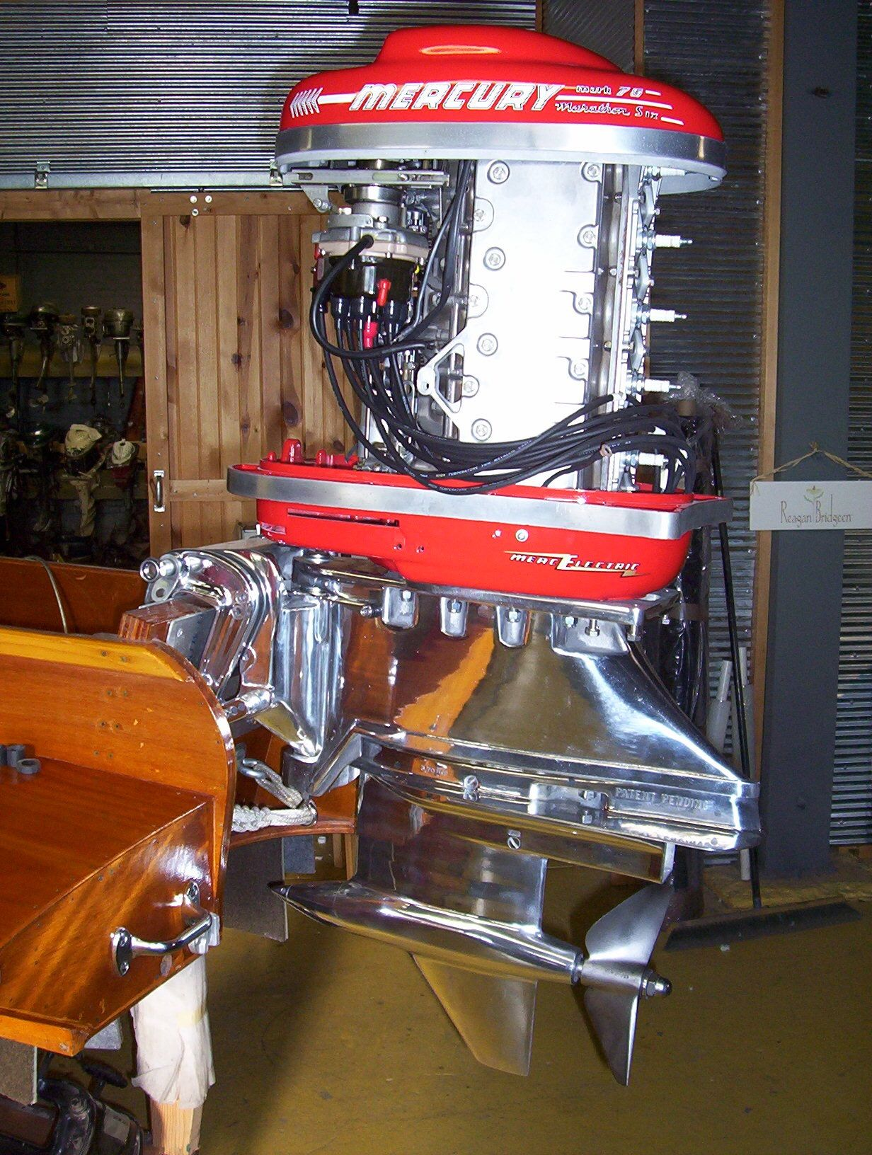Pseudo 1958 Mercury Mk75H w/ Quincy tower and Super