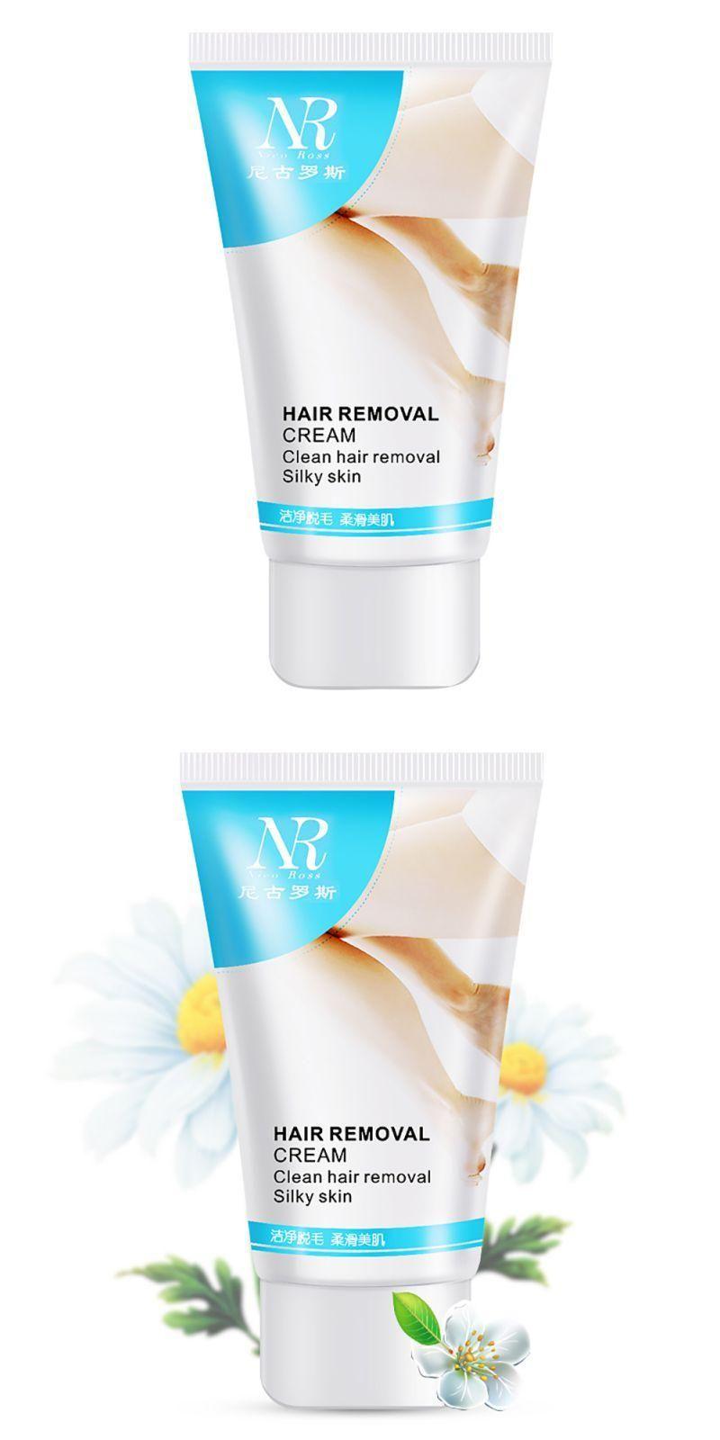 Visit to Buy Natural Remove Permanent Hair Depilatory Cream Smooth