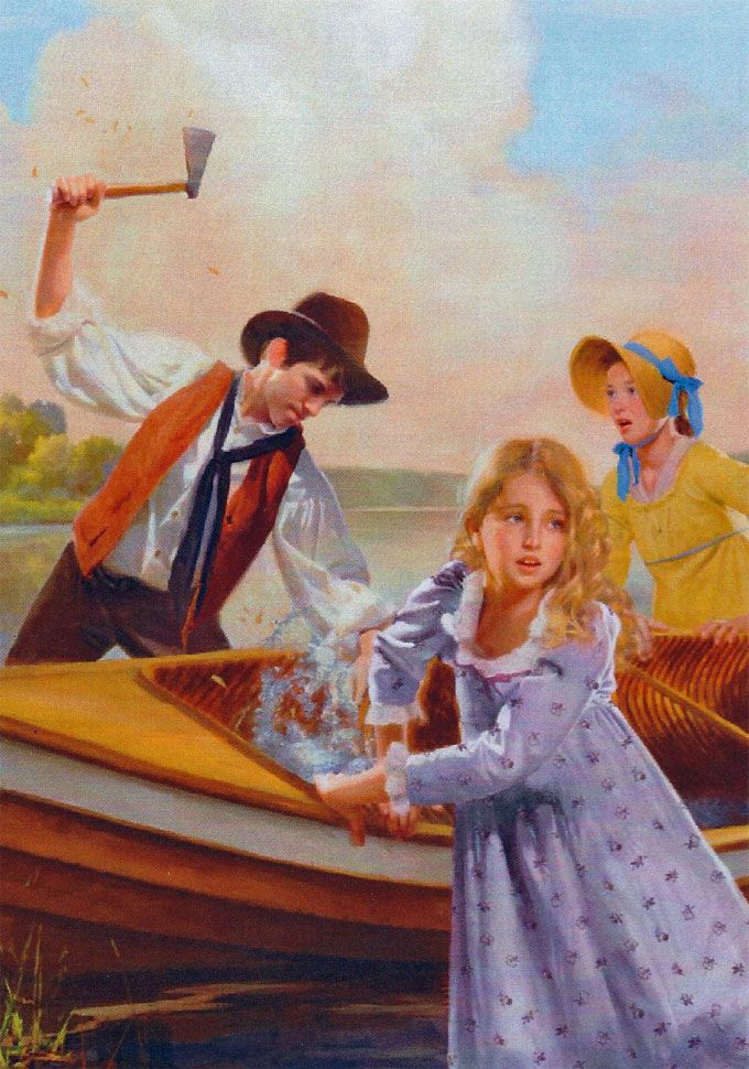 Pin By Dawn Smith On American Girl Illustrations Pinterest