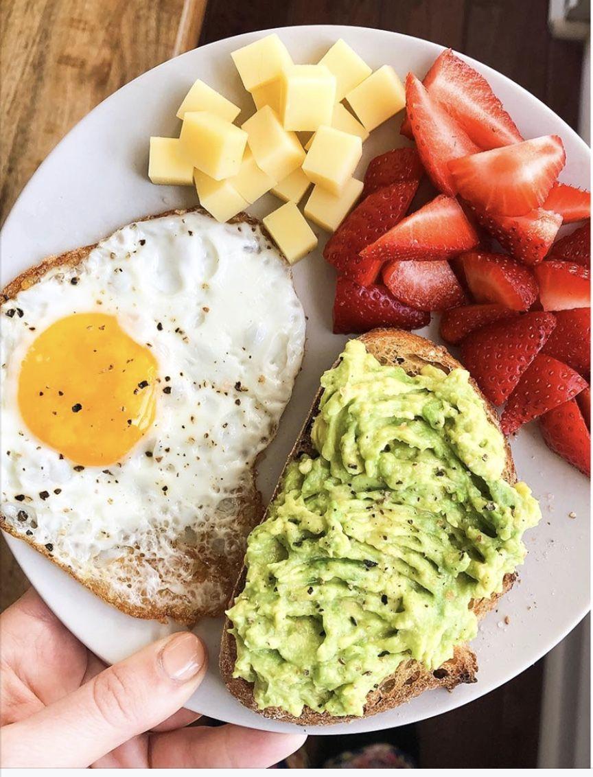 pinjess h on breakfast ideas in 2020  breakfast food