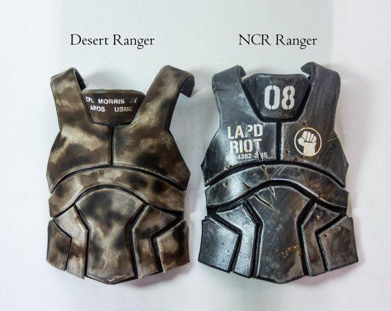 Fallout Ncr Ranger Veterans Desert Ranger Cosplay Costume Gear
