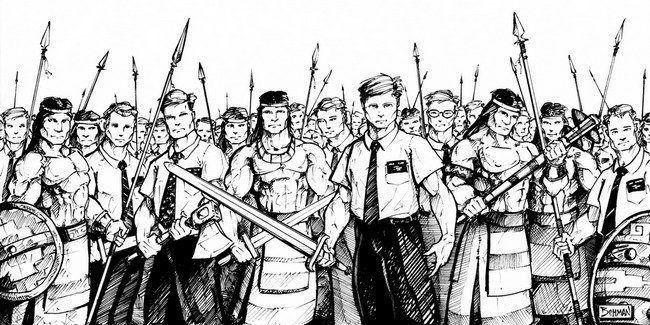We will be as the army of Helaman