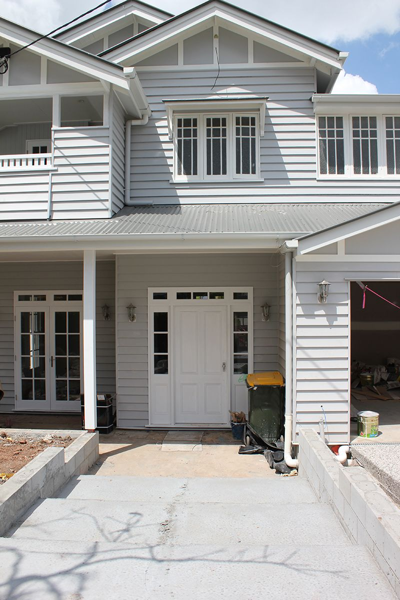 Exterior Home House Design: Queenslander Holland Park 33