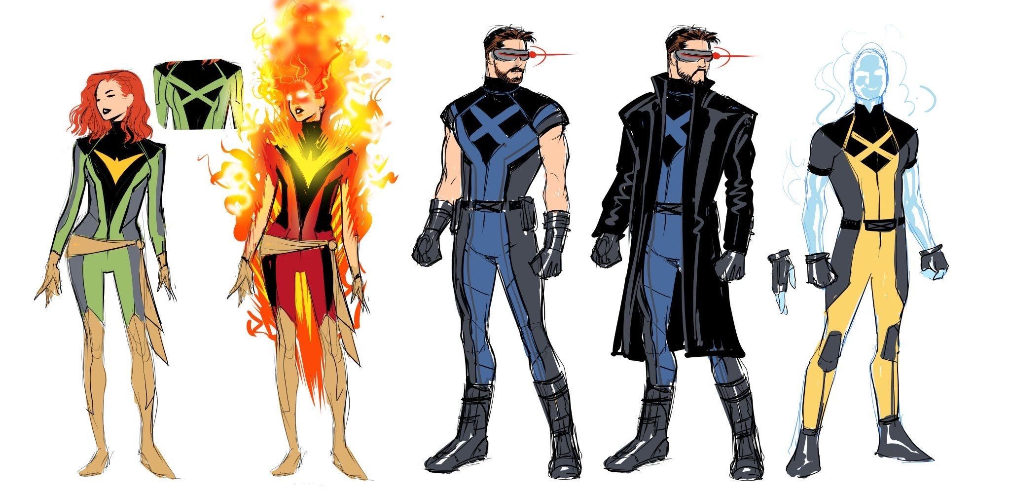 Pin By Aaron Rivin On Cyclops X Men Costumes Marvel Character Design Comic Company