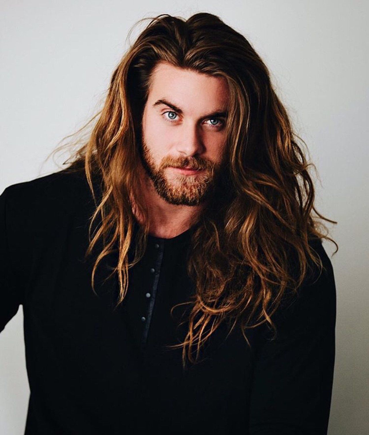Would Brock O'Hurn Ever Shave His Head? Long hair styles