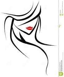 R sultat de recherche d 39 images pour dessin de visage de femme de profil faire bient t - Visage profil dessin ...