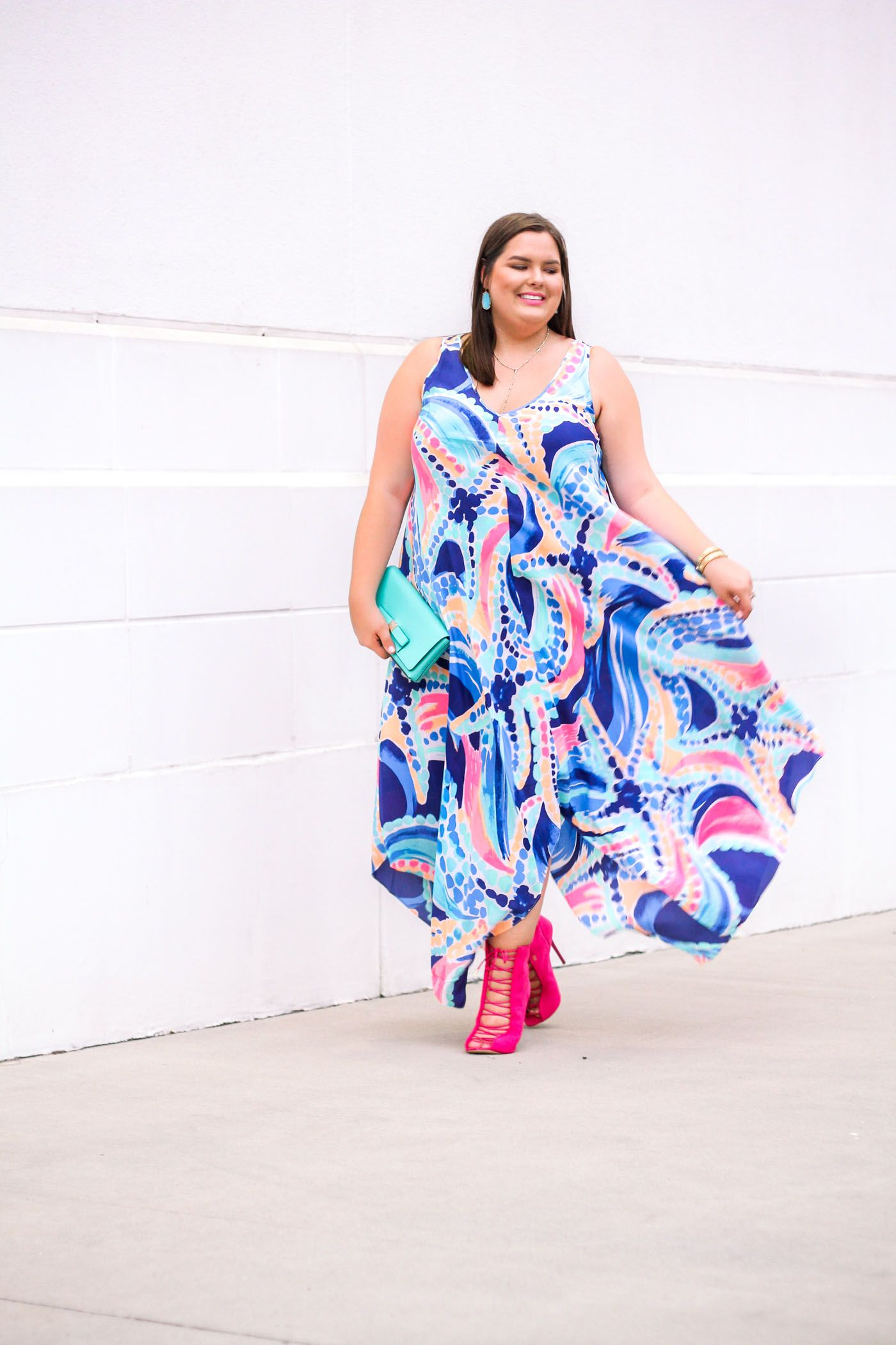 Lilly Pulitzer Anise Handkerchief Dress How To Style Dresses Handkerchief Dress Feminine Dress [ 2100 x 1400 Pixel ]