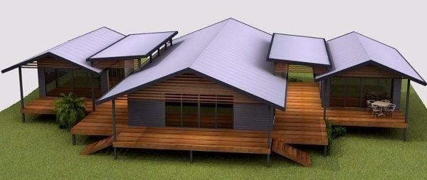 Hillside House Plans Design 4 Bedroom Construction Blueprints Steel For Sale Cheap House Plans Home Building Kits Building A House