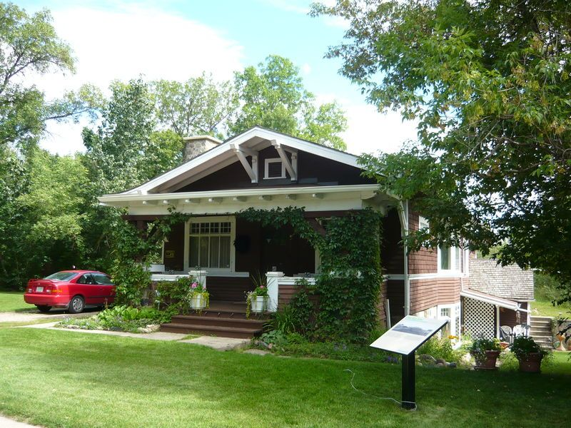 Bowerman House, 1328 Avenue K South, Saskatoon, Saskatchewan