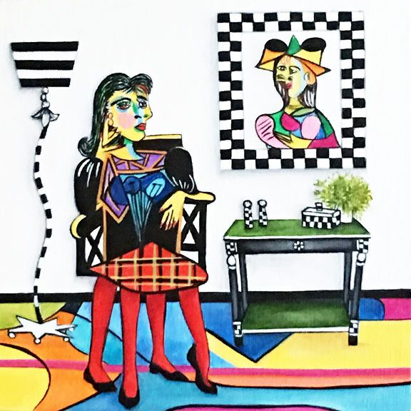 Picasso, Picasso Painting, Picasso Art, Pablo Picasso, Wall Art ...