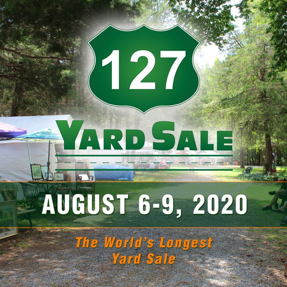 127 Yard Sale 2020 Dates Make Sure You Mark Your Calendar With