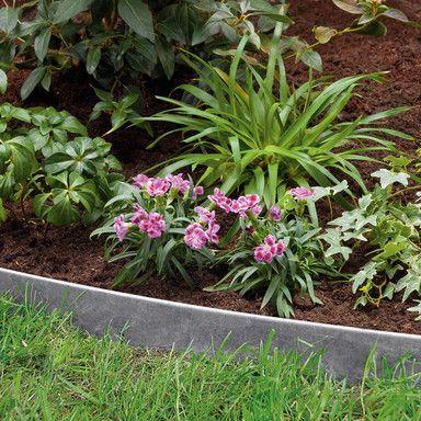 rasenkante stahl verzinkt garden pinterest. Black Bedroom Furniture Sets. Home Design Ideas