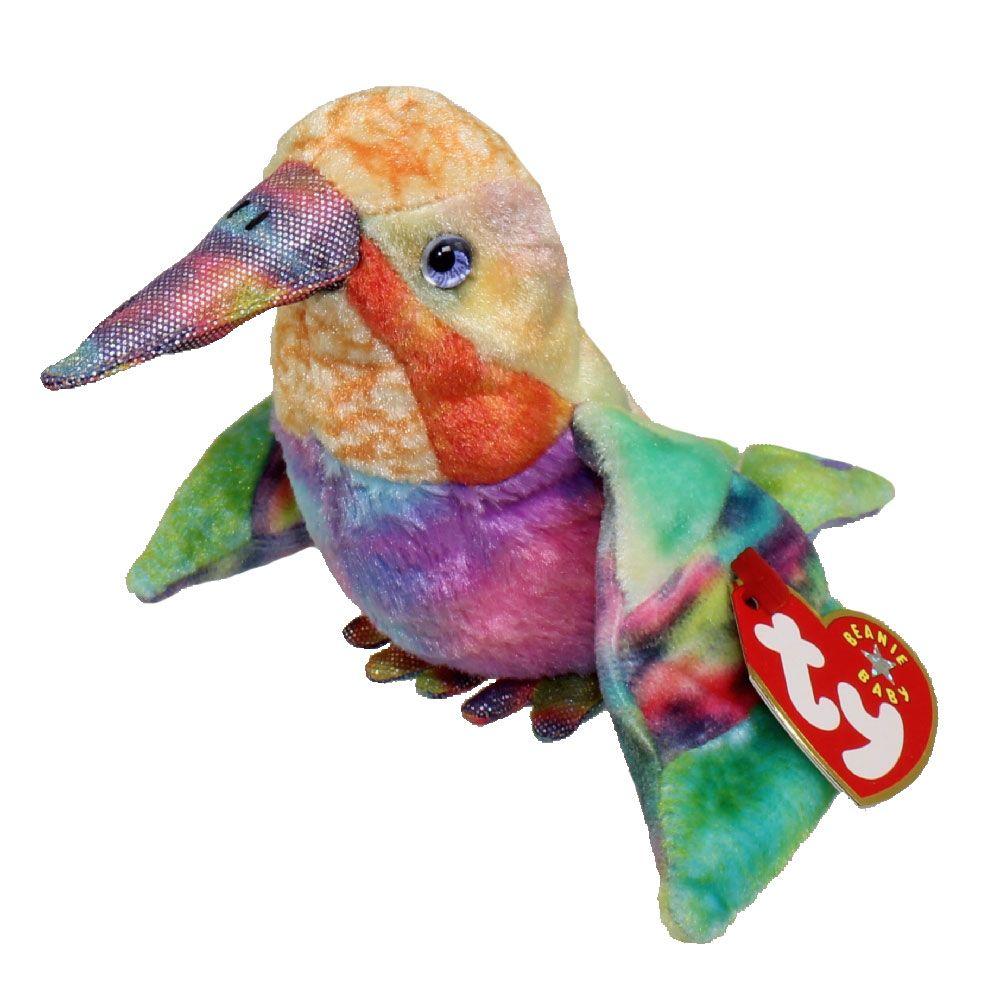 3764ca464d5 TY Beanie Baby - NECTAR the Hummingbird (6.5 inch)