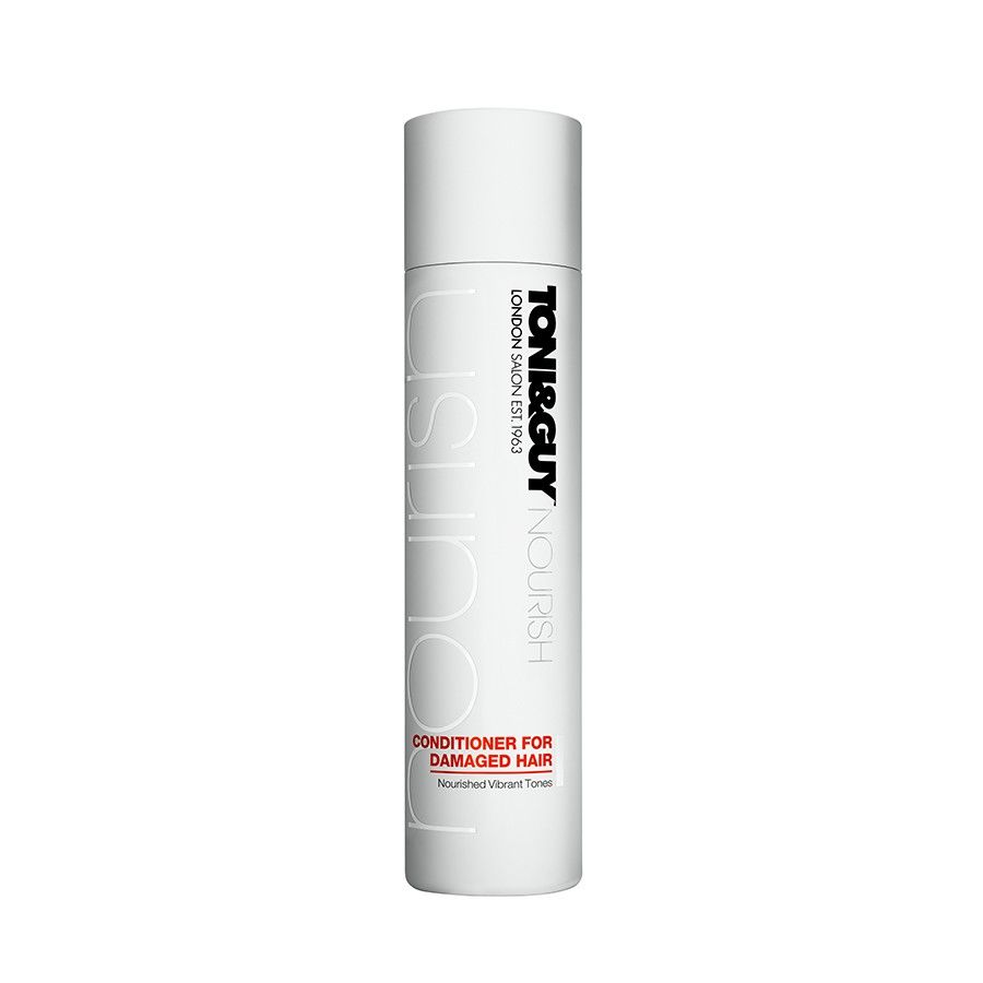TONI&GUY Nourish Conditioner for Damaged Hair, #Curly hair savior! Greatest smelling shampoo I've ever had the pleasure of using. Buy at #Birchbox