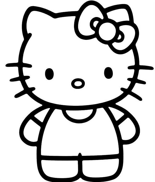 12 Materi Mewarnai Gambar Kartun Hello Kitty   Situs Kartun dan Mewarnai Gambar