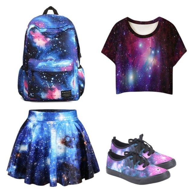 """""""Dreaming In Space"""" by crystalgem12 ❤ liked on Polyvore featuring Chicnova Fashion"""