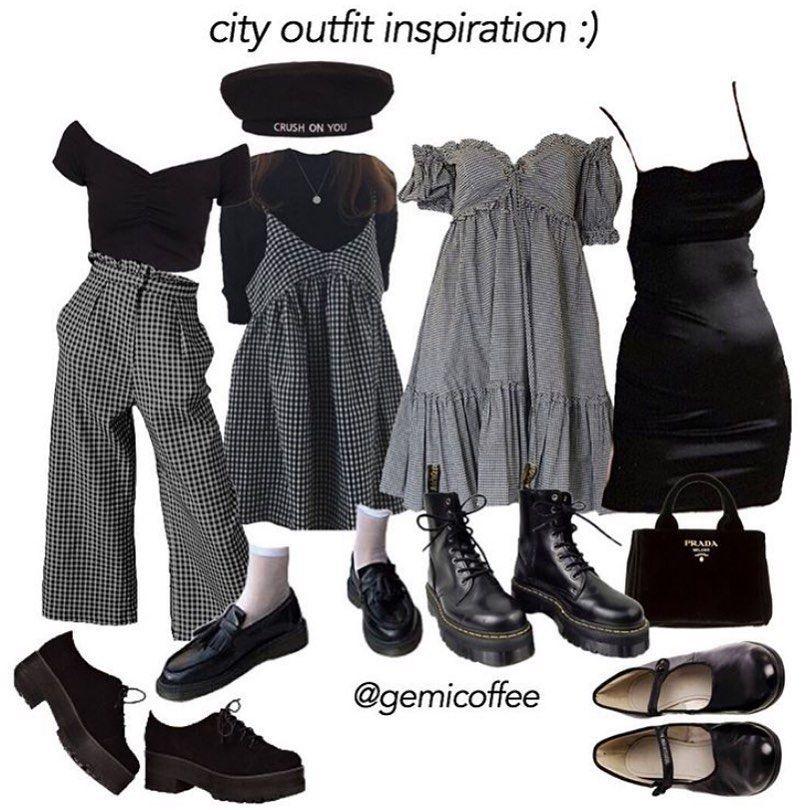 "Photo of CHERRYBOP's Instagram post: ""1, 2, 3 or 4? 🍒 ⠀ ⠀ ⠀ ⠀ ⠀ .⠀⠀⠀⠀⠀⠀⠀⠀ #grunge #aesthetic #grungegirl #aestheticclothes #aestheticedit #aestheticgrunge #aestheticoutfit…"""