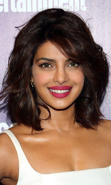 Priyanka Chopra Get To Know The Star Of Quantico Hair Style