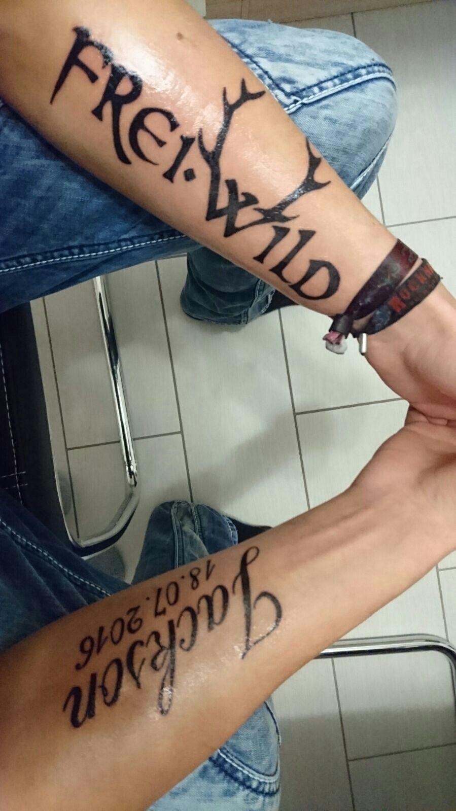 Antialk Frei Wild Tattoos Von Tattoo Bewertung De 7