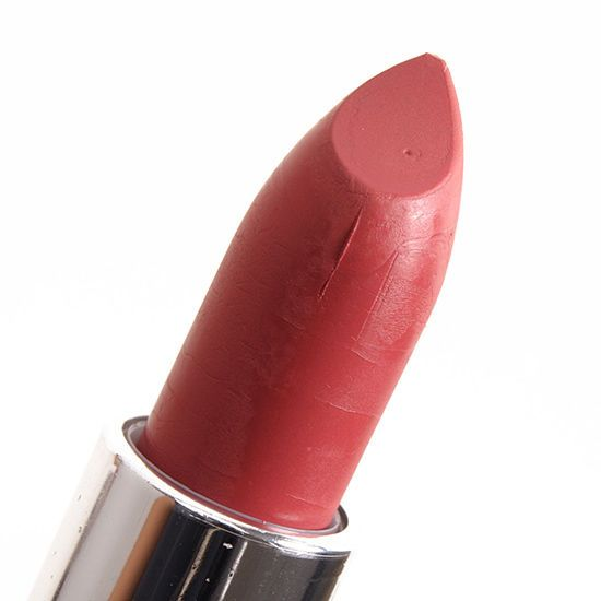 """Pink is not usually a color found among fall lipsticks. Well, not unless it's this rosy plum shade with its gorgeous warm undertones. Maybelline's Color Sensational Creamy Matte in Touch of Spice is an everyday color that can easily """"spice up"""" your lips on your big day as well."""