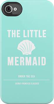 Little Mermaid iphone case. BUYING THIS !