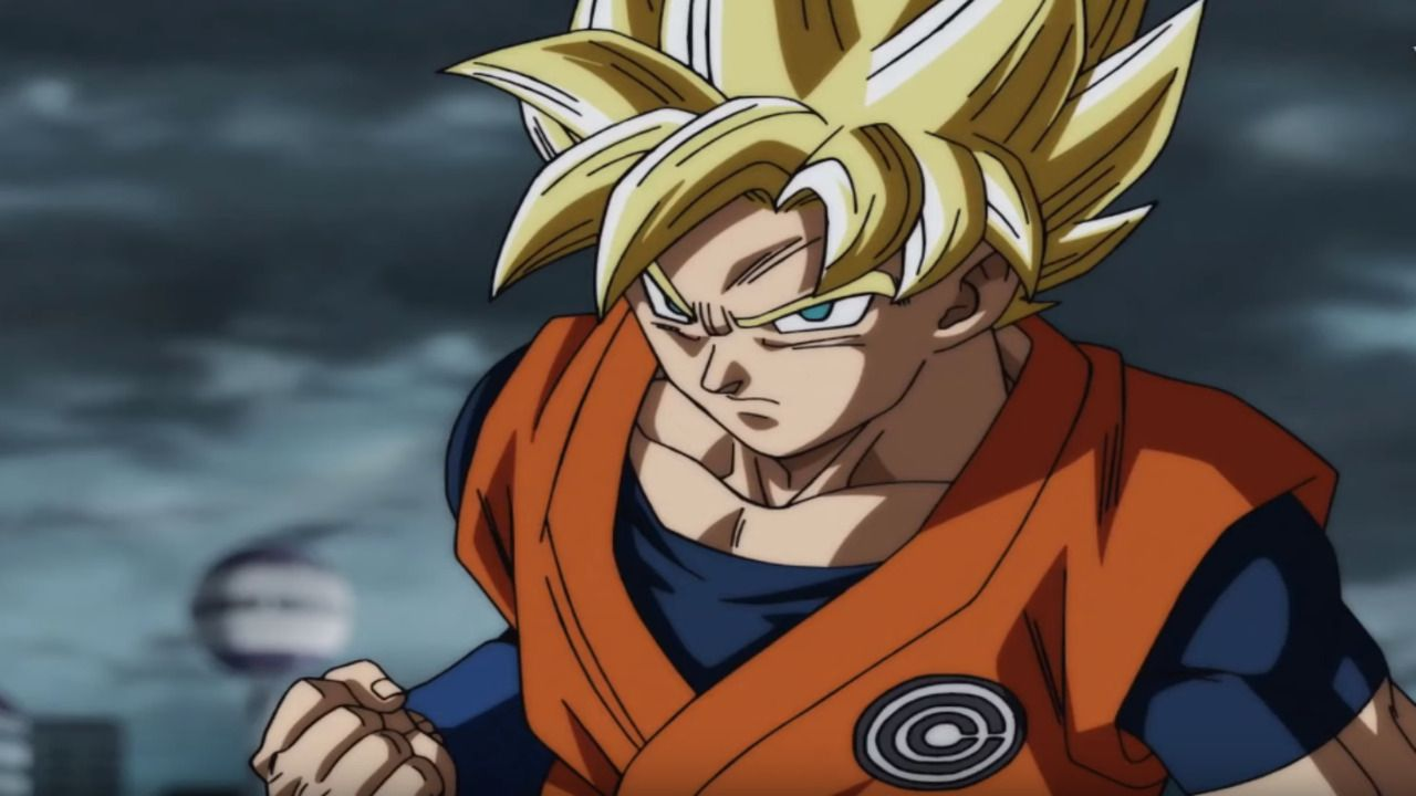 The Animation For Super Dragon Ball Heroes Has Hit Another Walk With Its Thirteenth Episode Showing A Titanic First Fight Dragon Ball Super Saiyan Blue Dragon