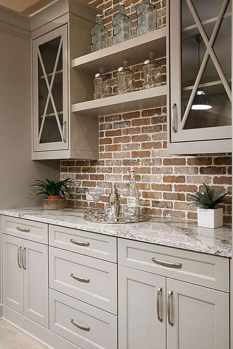 90 Rustic Kitchen Cabinets Farmhouse Style Ideas 94