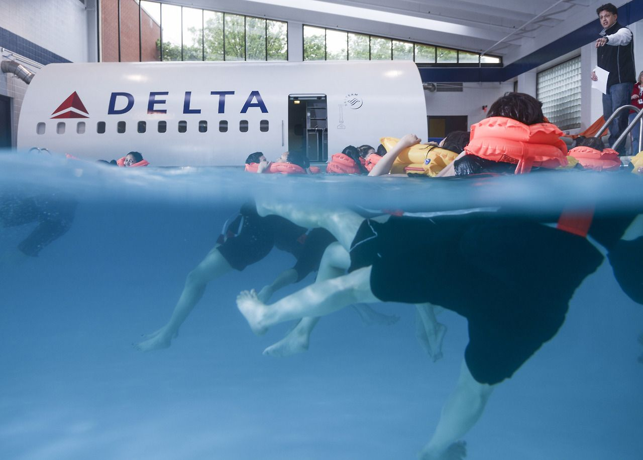 Discover Delta // Flight Attendant Training By Airline