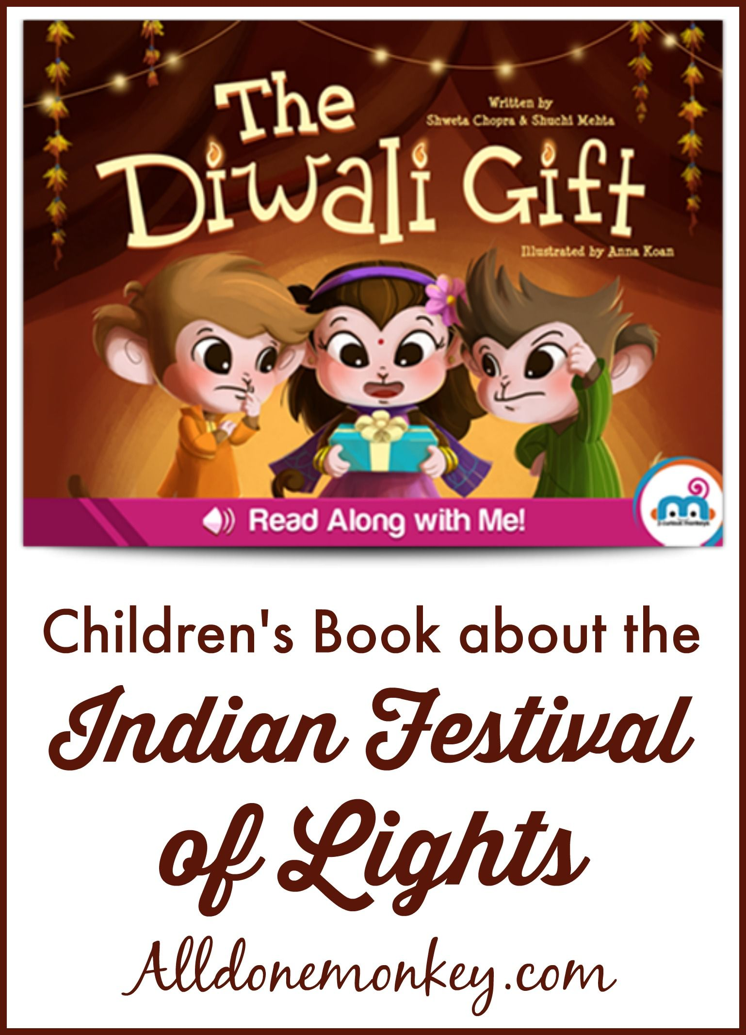 The Diwali Gift Children S Book On Indian Festival Of Lights Festival Lights Diwali Gifts Indian Festival Of Lights [ 2133 x 1538 Pixel ]