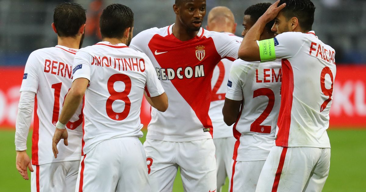 Monaco pip Premier League clubs to sign exciting youngster