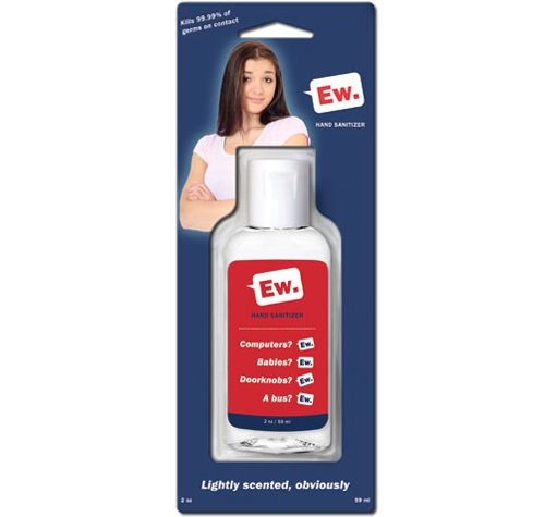Ew Hand Sanitizer 4 99 With Images Hand Sanitizer Blue Q