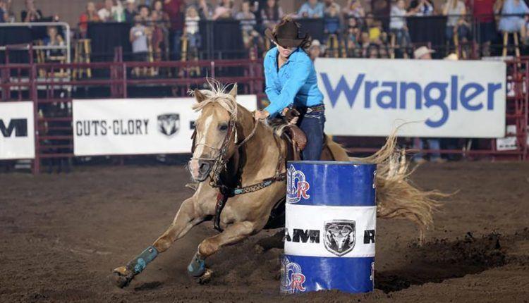 American Royal Rodeo 2017 Rodeo, American, Royal