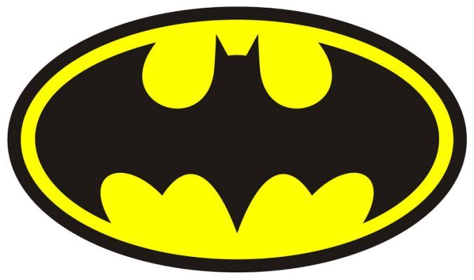 picture about Batman Symbol Printable named 29 batman printable symbol . Totally free Batman Batman birthday