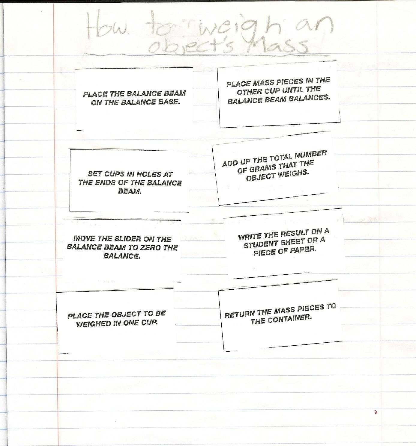 Nice Teaching Measurement Worksheets That You Must Know