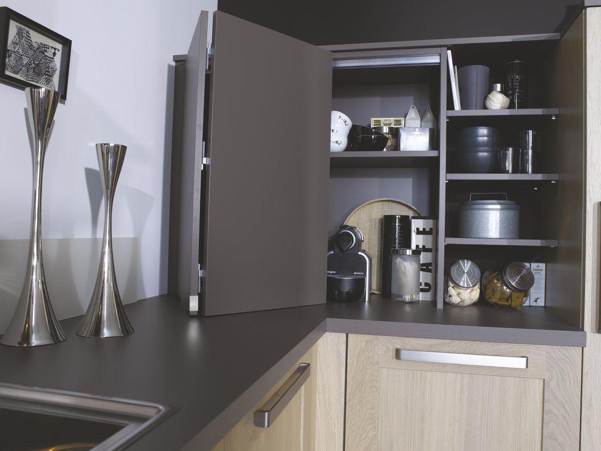 Meuble de rangement cuisine pour petit électroménager | Petit meuble de cuisine