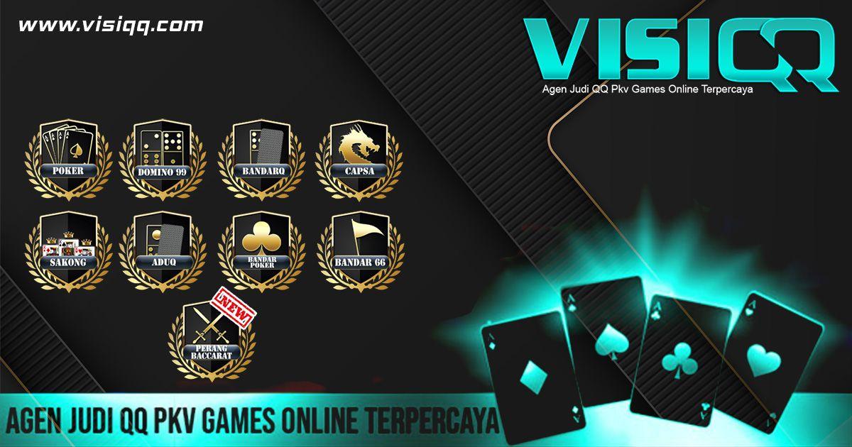 Pin di Daftar Situs PKV Games Online Terpercaya