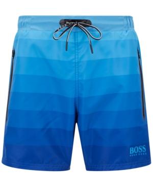 aec3a4f17 Boss Men's Quick Dry Swim Trunks - Pink S | Products | Hugo boss ...