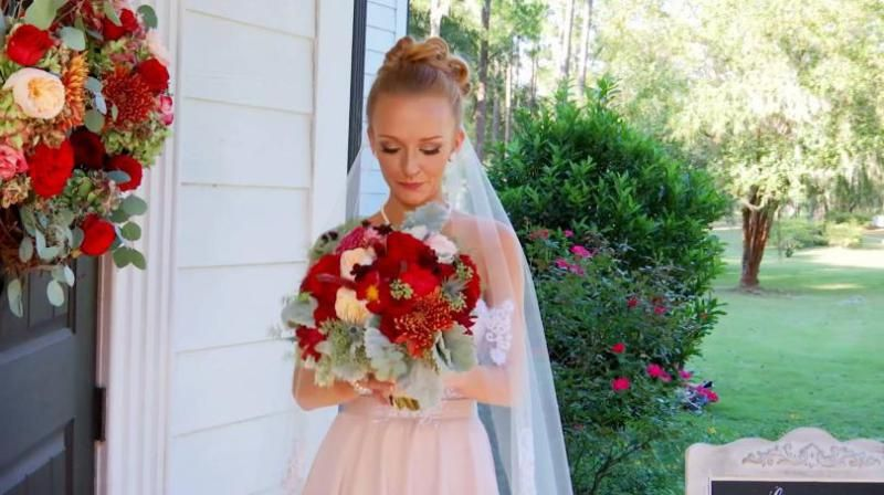 Teen Mom OG Finale Sees Maci Bookout Wedding Wardrobe Malfunction 6 Other OMG Moments