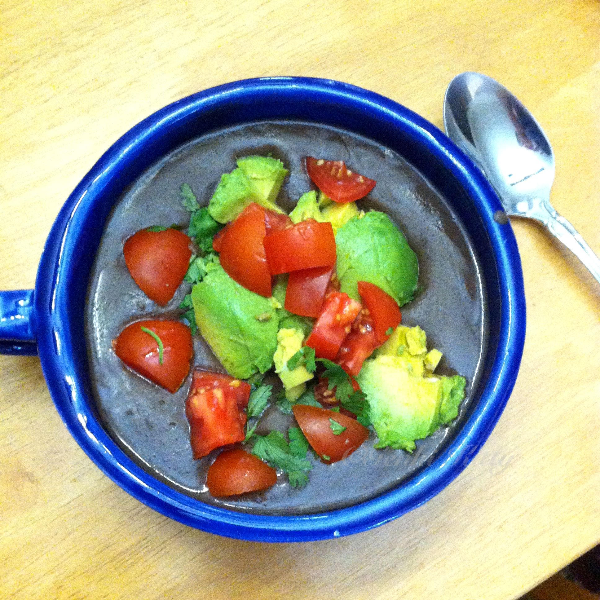 Crockpot Vegan Black Bean Soup Recipe Free