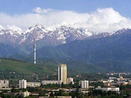 Almaty Kazakhstan Places To Visit Places To Go Asia Travel