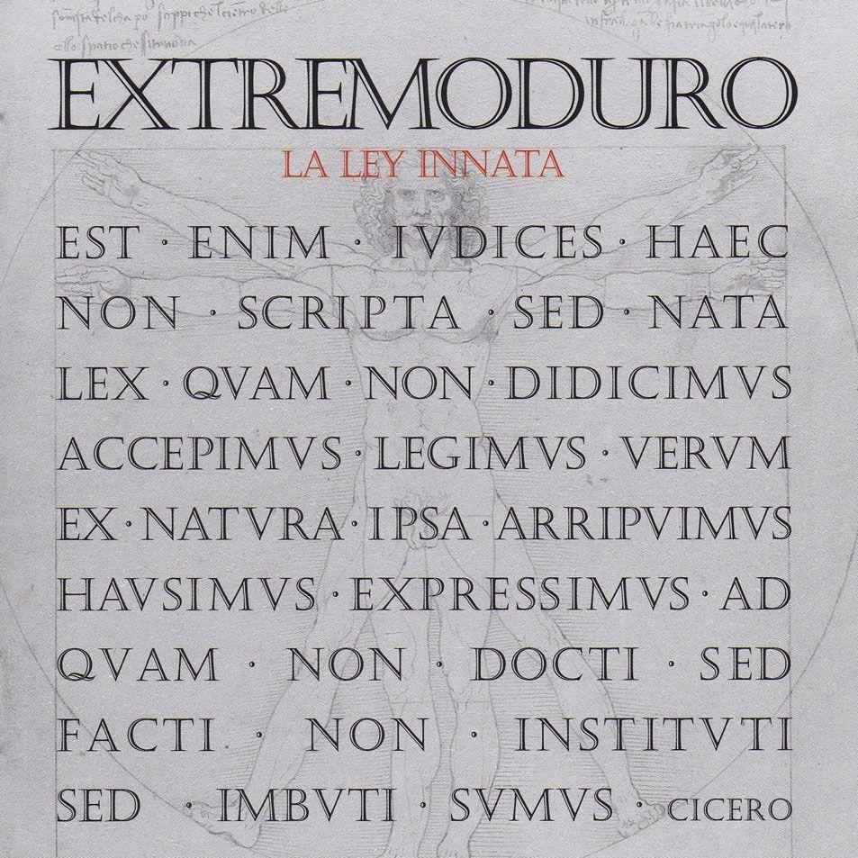 Extremoduro La Ley Innata 2008 Dulce Introducción Al Caos Primer Movimiento El Sueño Segundo Movimiento Lo De F Portadas Caratula Caratulas De Musica