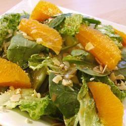 Vinagreta de naranja @ allrecipes.com.mx