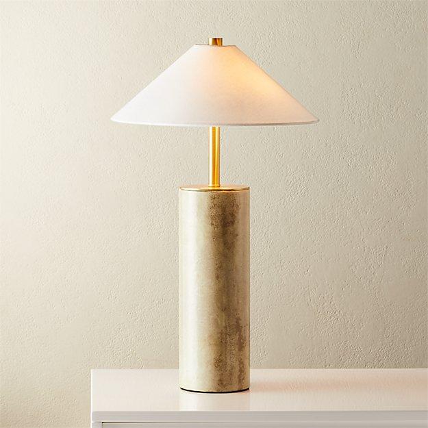 Vellum Table Lamp Reviews Cb2 Table Lamp Lamp Modern Table Lamp