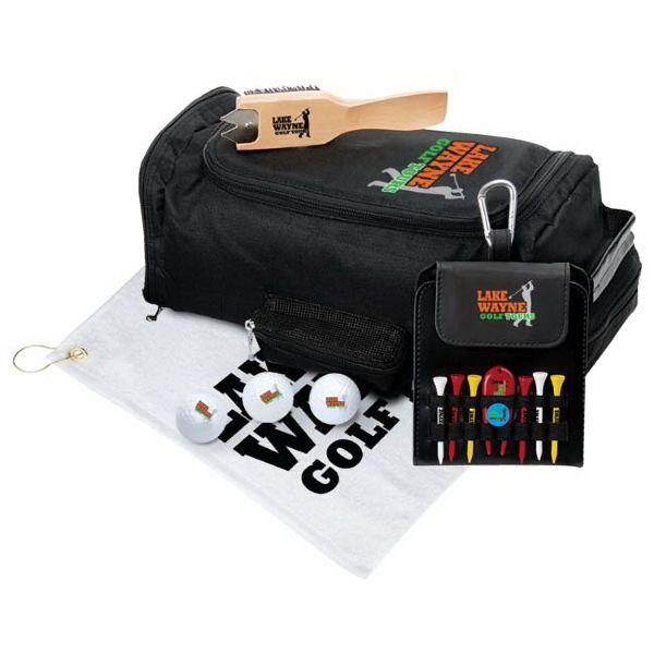 Golf Kit Kit Includes 1 Sleeve Of Ultra Ultimate Distance Golf Balls Folding Golf Caddy Six 2 3 Golf Tournament Gifts Golf Shoe Bag Golf Tournament Prizes