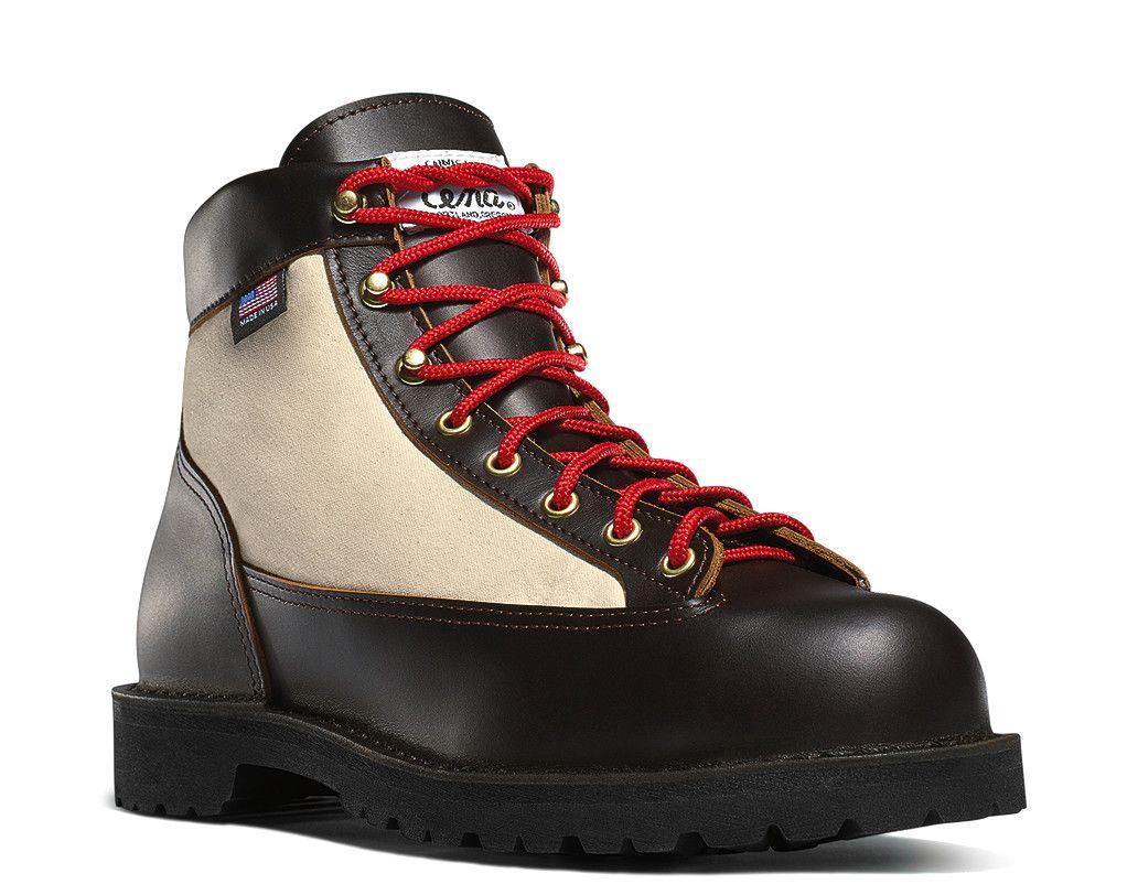 Danner Boots - Light Beckel Canvas Khaki