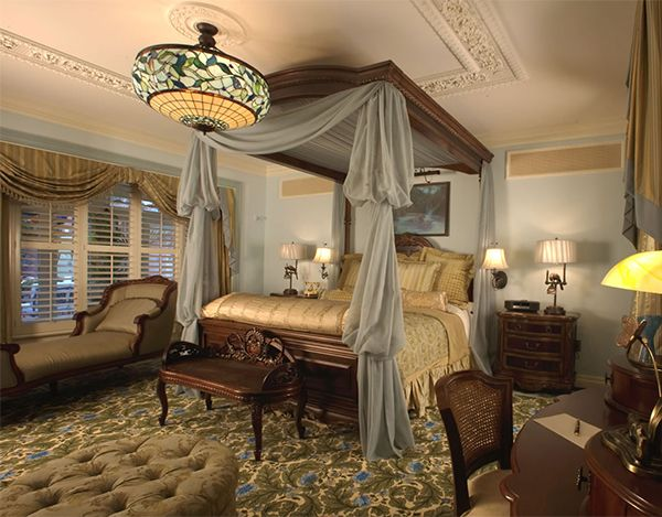 Bedroom Victorian Theme Bedroom Unique Ceiling Lamp Full