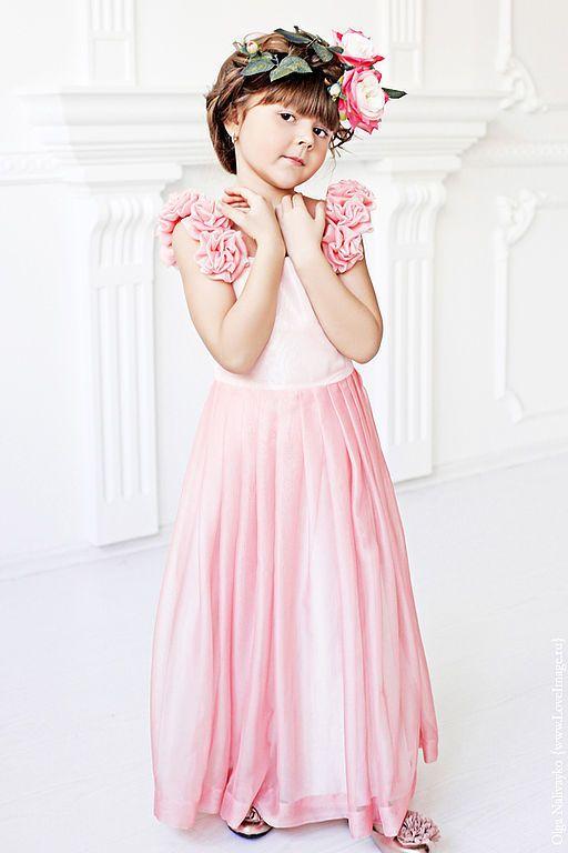 Платье для девочки инстаграм