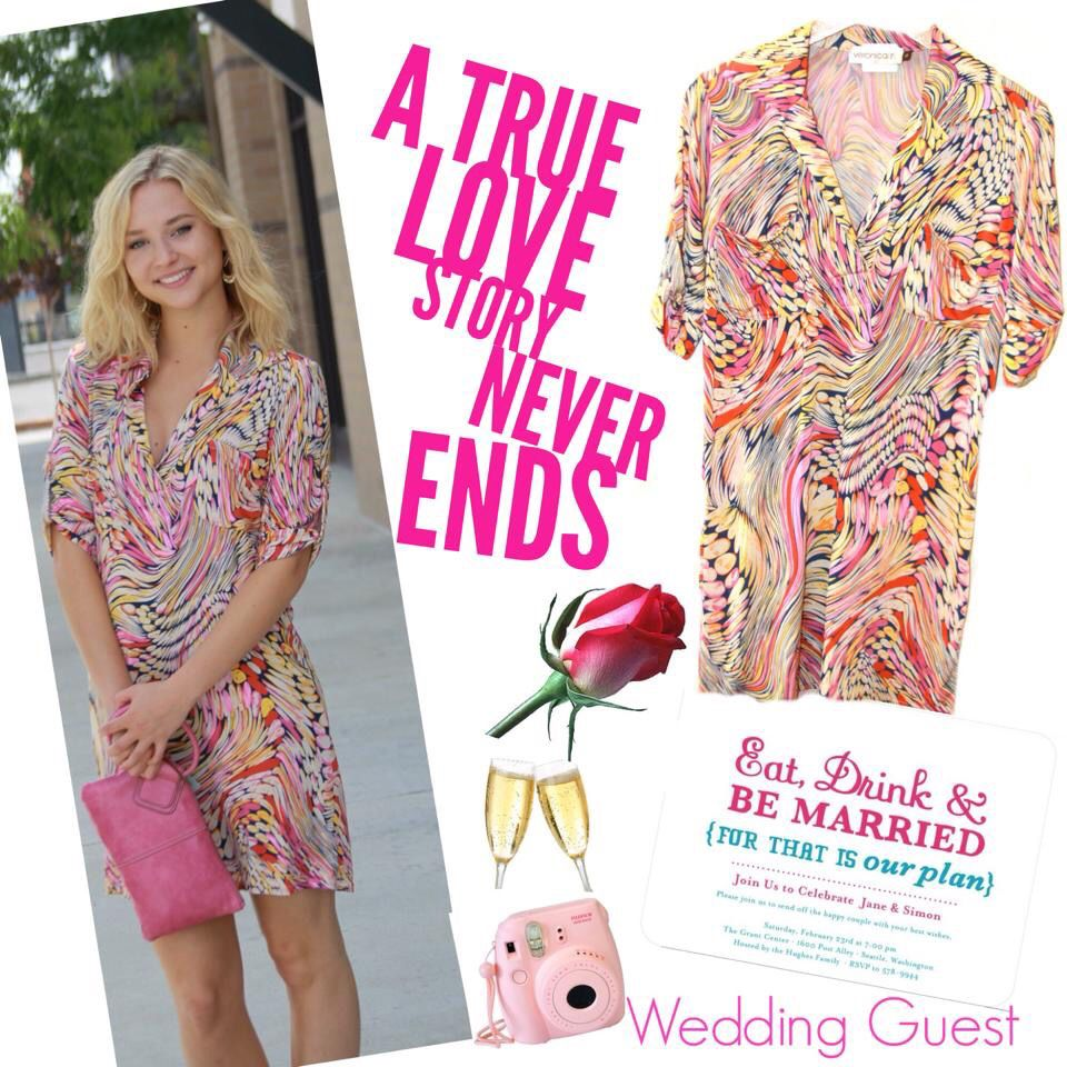 Perfect wedding outfit!