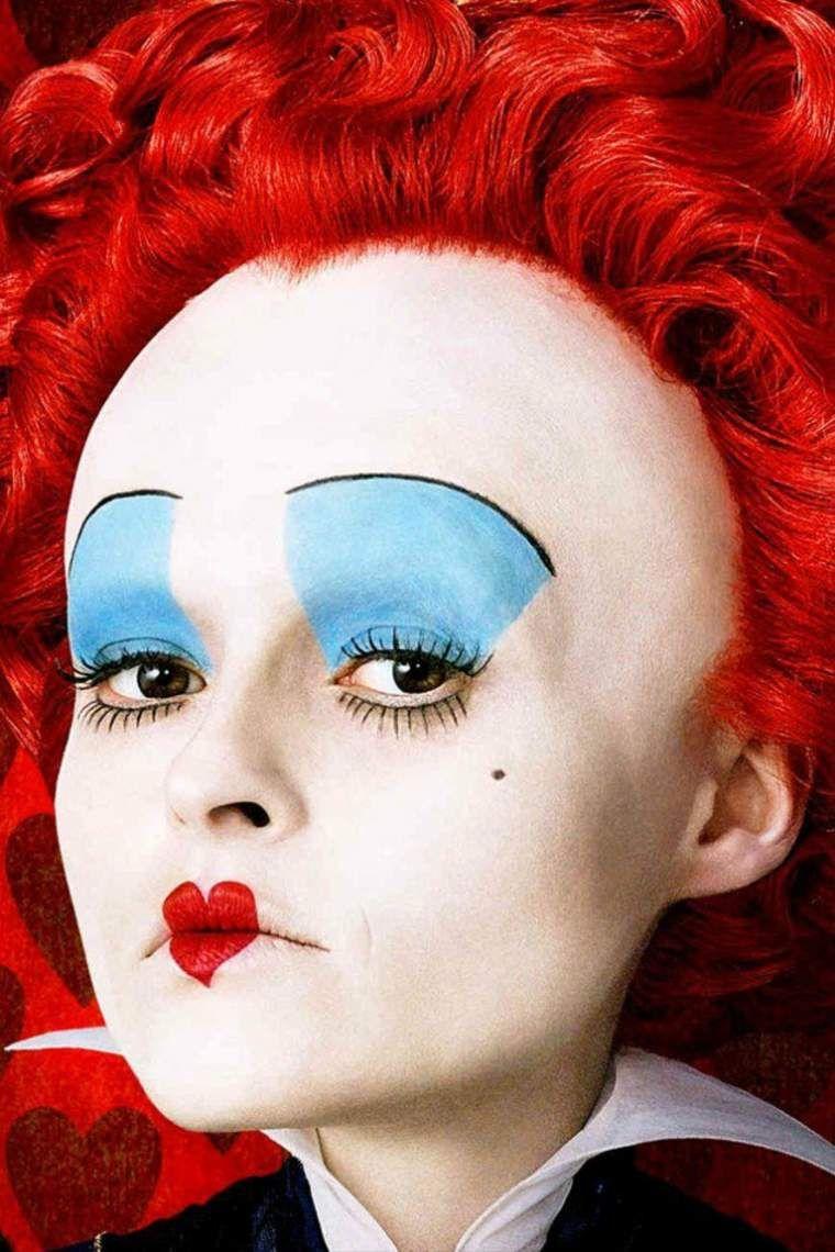 Maquillage de halloween minimaliste duinspiration fashion costumes